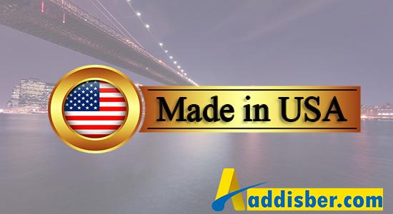 صنع في المنزل في الولايات المتحدة الأمريكية