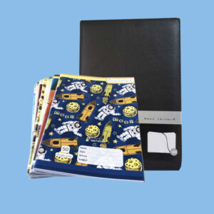 Exercise Book and Note Book