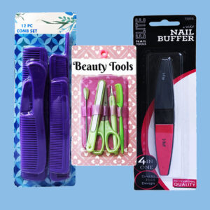 Comb and Manicure set