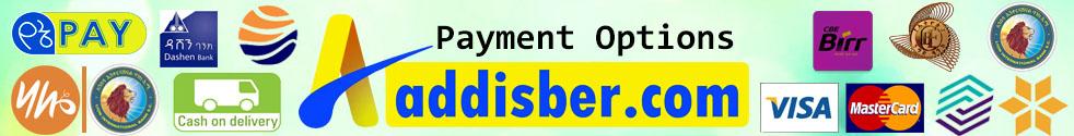 Options de paiement addisber.com