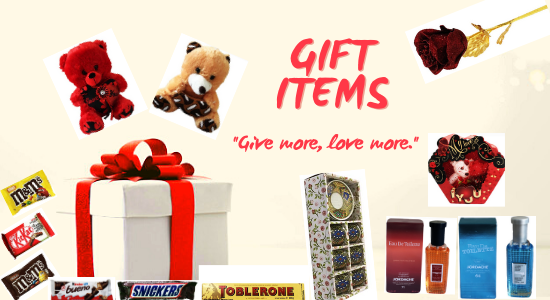 Gift items (1)