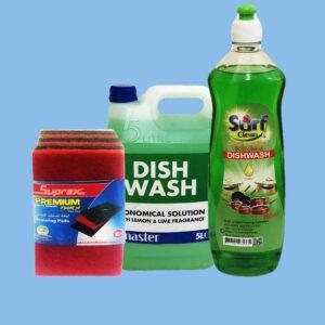 منتجات تنظيف المطبخ