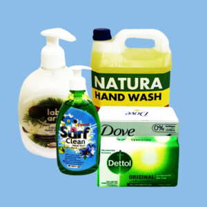 Hand and Body Detergents
